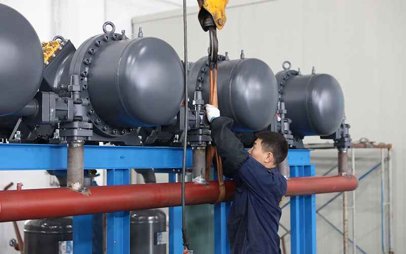 Principle construction, advantages and disadvantages of scroll refrigeration compressor