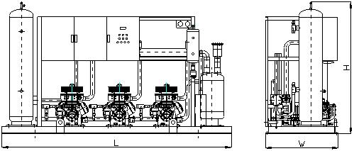 Copeland Semi Hermetic  pressor Parts on copeland compressor wiring diagram