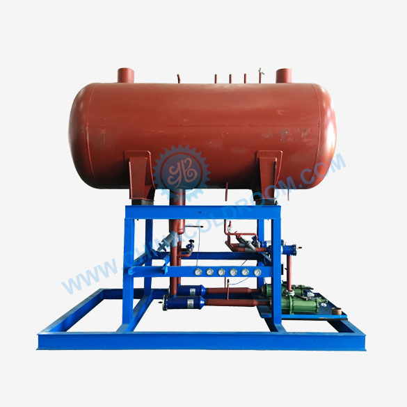 Low Pressure Barrel Pump Unit