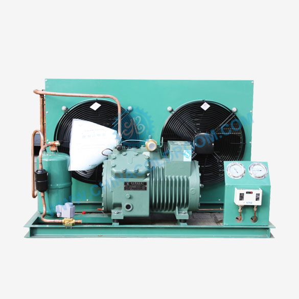 Open-type Semi-Hermetic Bitzer Condensing Unit