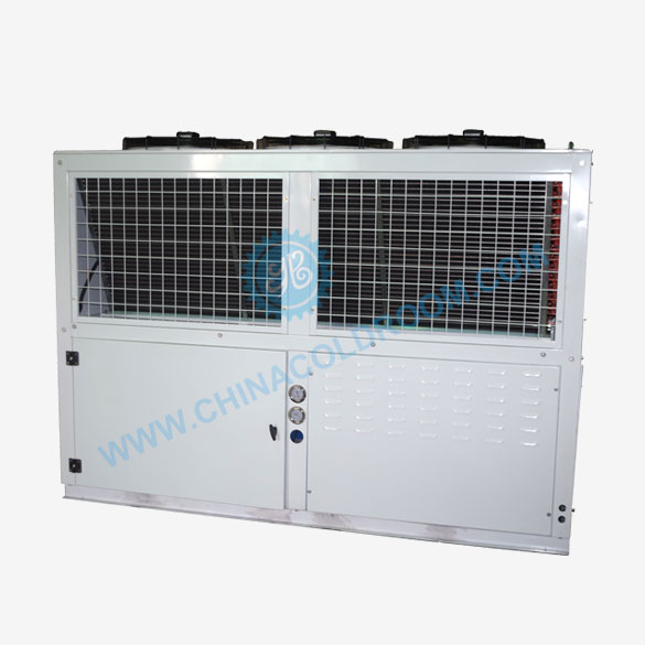 GEA Bock Low Temperature Air-Cooled Condensing Unit