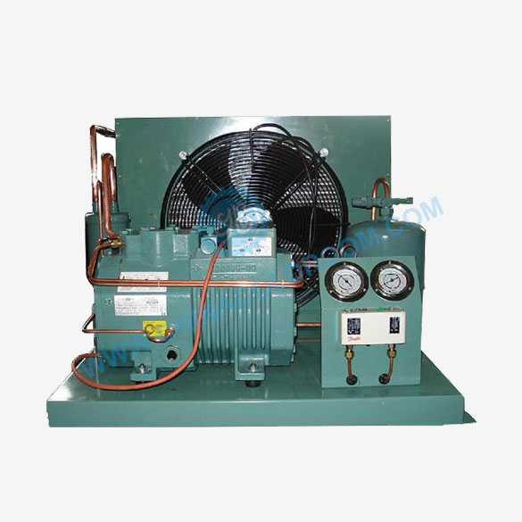 Open-type Air-Cooled Piston Condensing Unit