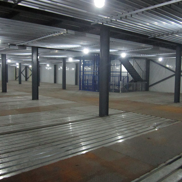 Large Cold Storage Warehouse for Agriculture Products