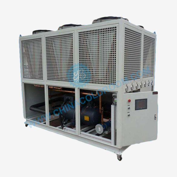 Air-cooled Industrial Screw Chiller