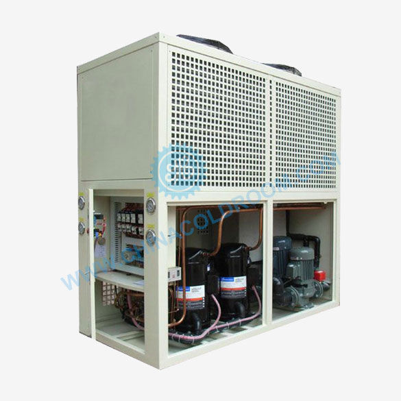 Air-cooled Industrial Scroll Chiller