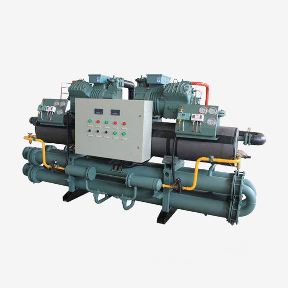Industrial Water-cooled Reciprocating Type Chiller