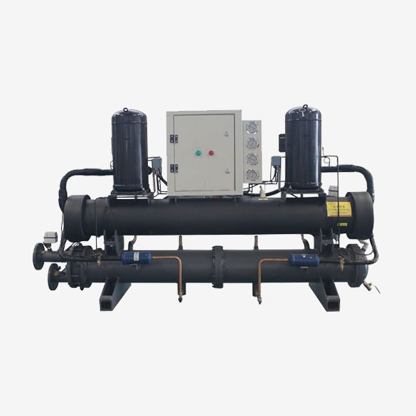 Industrial Water-cooled Rotary Type Chiller