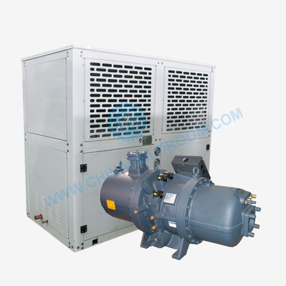 HANBELL Air-Cooled Screw Condensing Unit