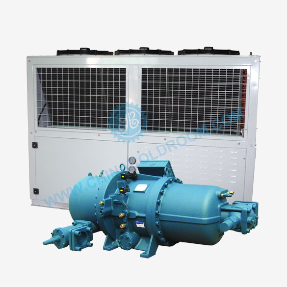 HANBELL Low Temperature Air-Cooled Condensing Unit