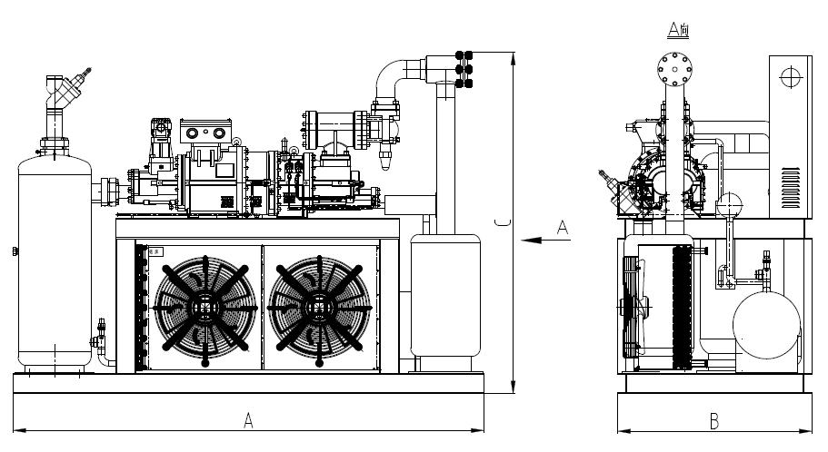 single-compressor-unit