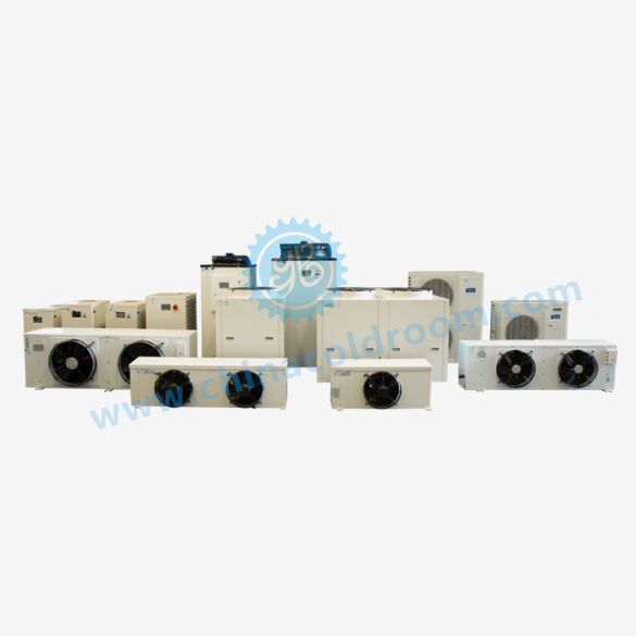 Full Set Integrated Cold Storage Refrigeration Unit
